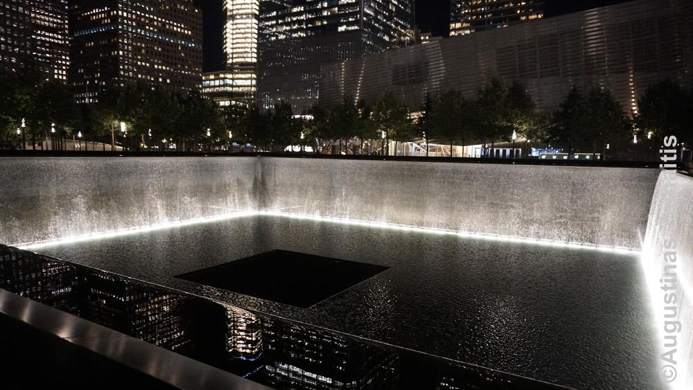 Rugsėjo 11 d. memorialas Niujorke