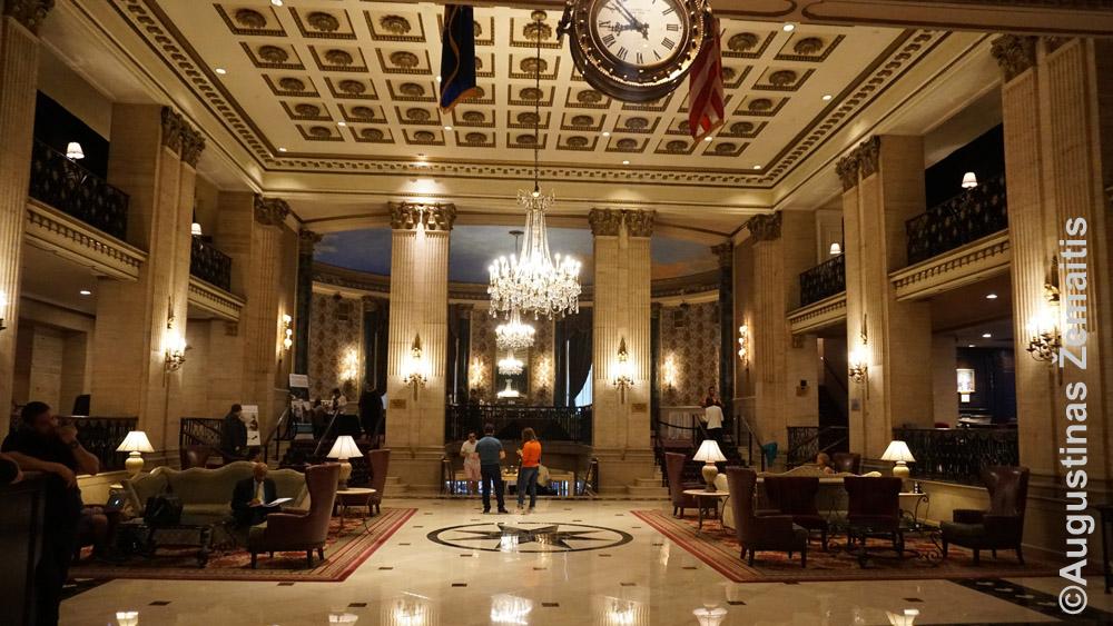 Ruzvelto viešbutis Niujorke