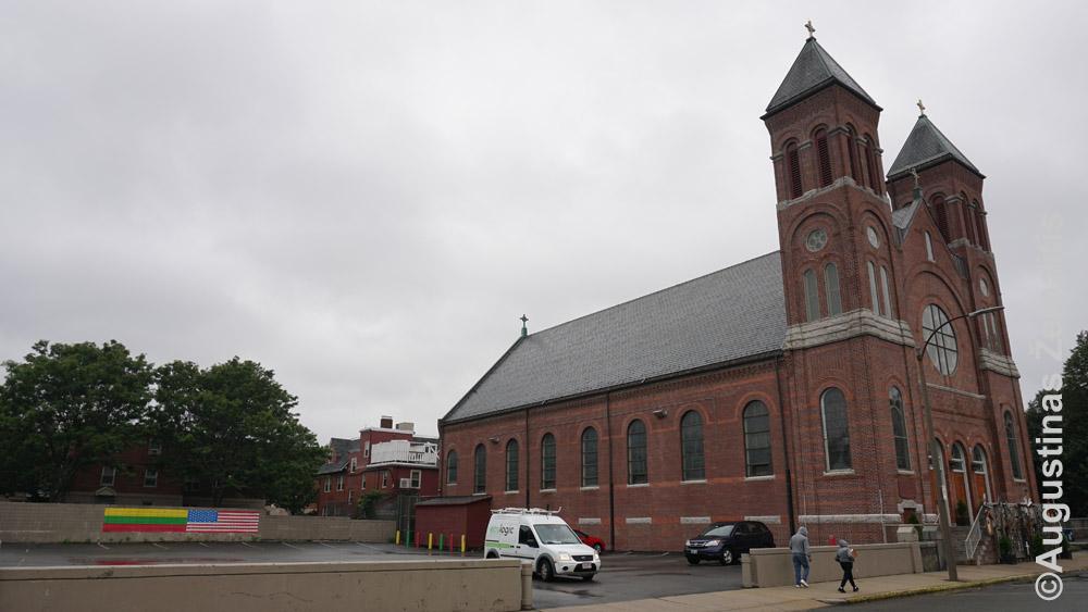 Bostono lietuvių bažnyčia