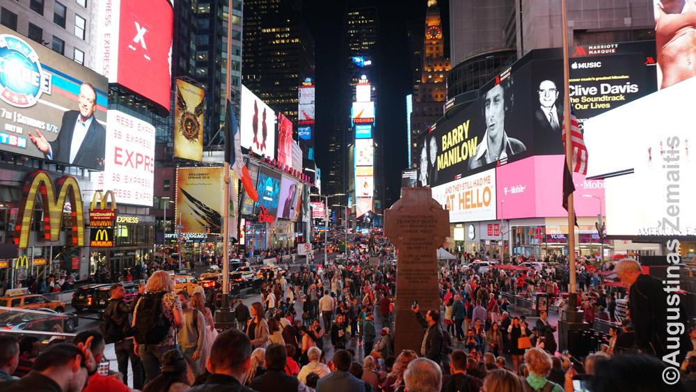 Niujorko Times Square