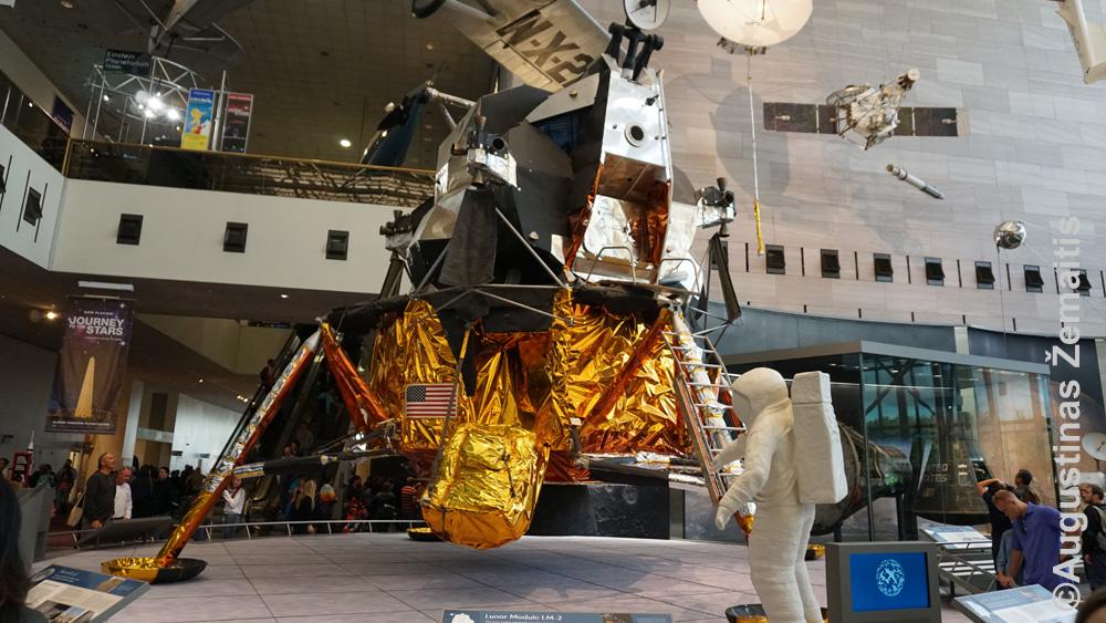 Vašingtono Oro ir Kosmoso muziejus