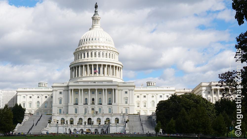 Vašingtono Kapitolijus