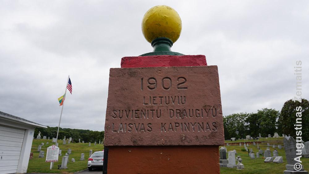 Voterberio lietuvių kapinės
